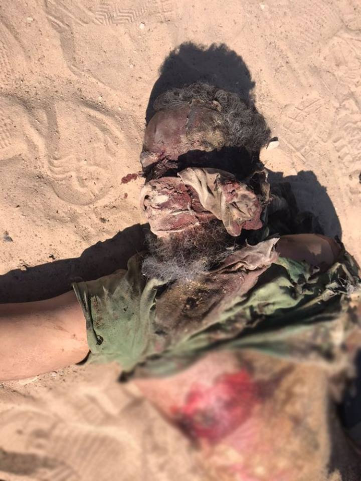 المجموعة الثانية من صور العناصر الإرهابية التى تم القضاء عليها فى سيناء – القواديس