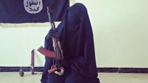 تفاصيل قضية الفتاة الكويتية التي قاتلت في سيناء مع تنظيم داعش