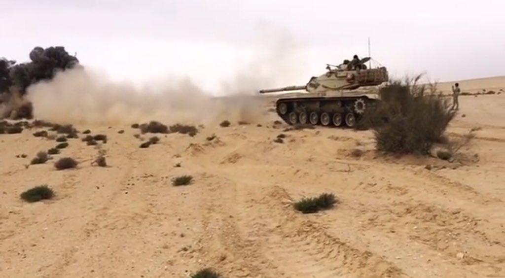 عملية عسكرية كبرى في سيناء للبحث عن إرهابيي شمال سيناء ,