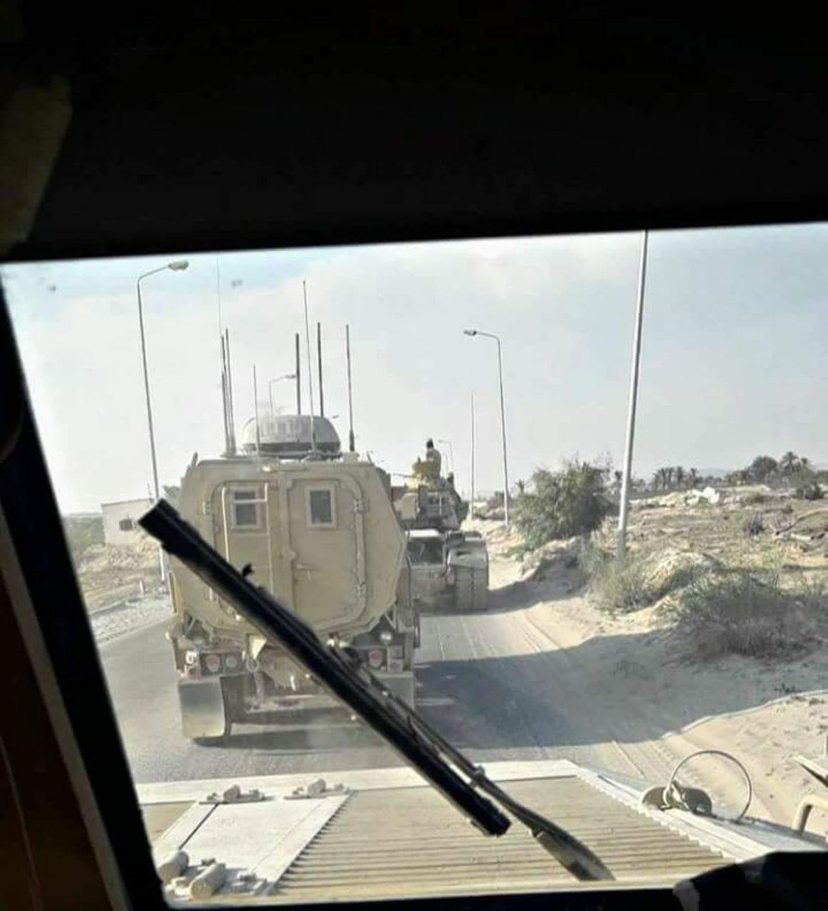 الجيش يحبط هجومًا إرهابيًا بشمال سيناء