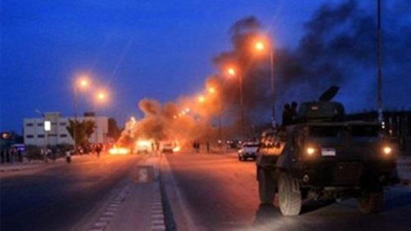 عاجل | أنباء عن هجوم للتكفيرين لنقطة للجيش وسقوط شهداء .