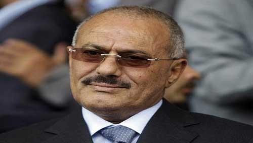 الحوثيون ينشرون صورة لـ«علي عبد الله صالح» في ثلاجة الموتى