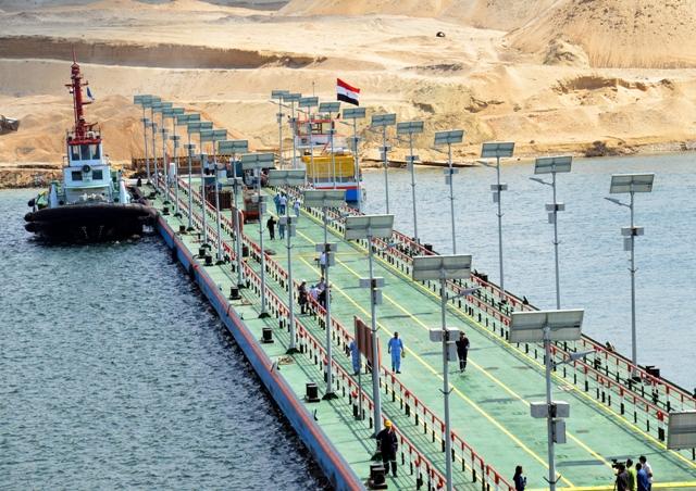 كيف ستساهم الكباري العائمة في تنمية سيناء؟