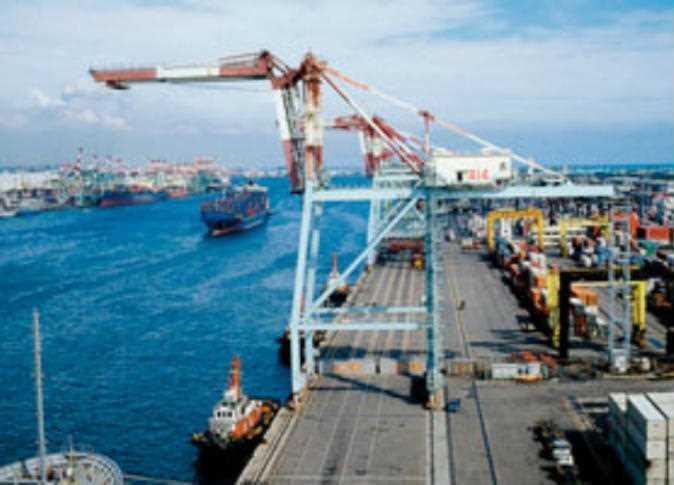 وصول 63 ألف طن قمح روسي في ميناء الإسكندرية