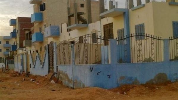 20 مليون جنيه لإنشاء 300 وحدة سكنية ورفع كفاءة منازل قرية الروضة بشمال سيناء