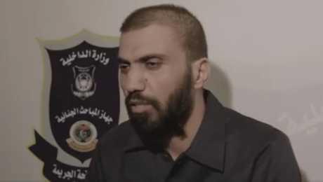 داعشى ليبى يعترف بذبح ودفن الأقباط المصريين بمدينة سرت الليبية