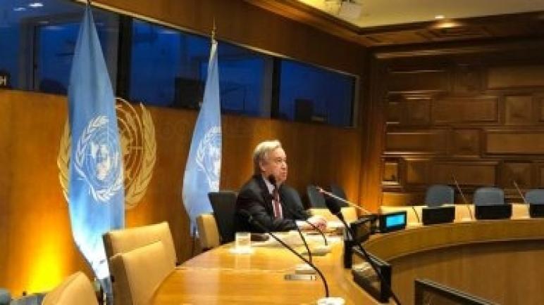 """الأمم المتحدة تعتبر تصاعد العنف في بورما """"كارثة للحقوق الإنسانية"""""""