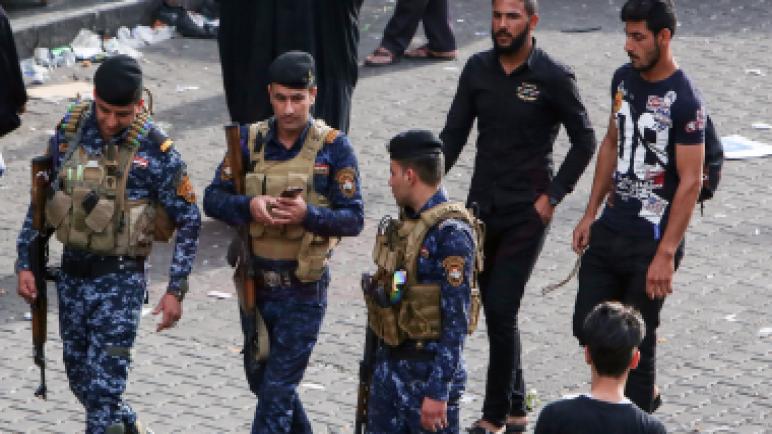 الاستخبارات العراقية: ضبط عبوات ناسفة وألغام وأدوات تفجير فى الأنبار