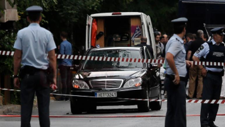 إصابة 6 أساقفة يونانيين بحروق إثر هجوم بمادة كاوية