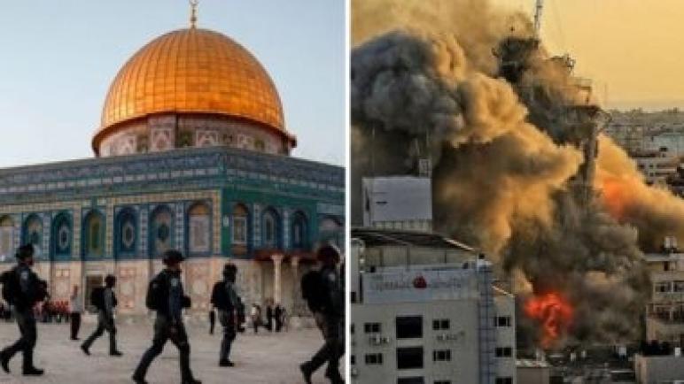 حماة الوطن يشيد بالموقف المصرى فى التعامل مع الأحداث فى قطاع غزة