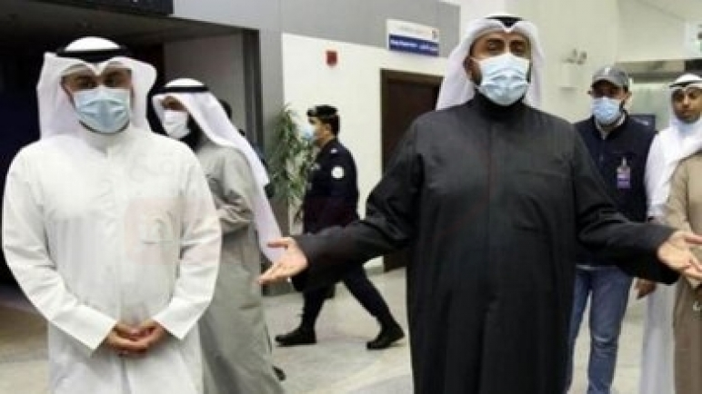 الكويت: 8 حالات وفاة جديدة وإصابة 969 بكورونا