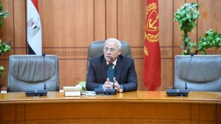محافظ بورسعيد ينعى شهداء الواجب الوطني بسيناء
