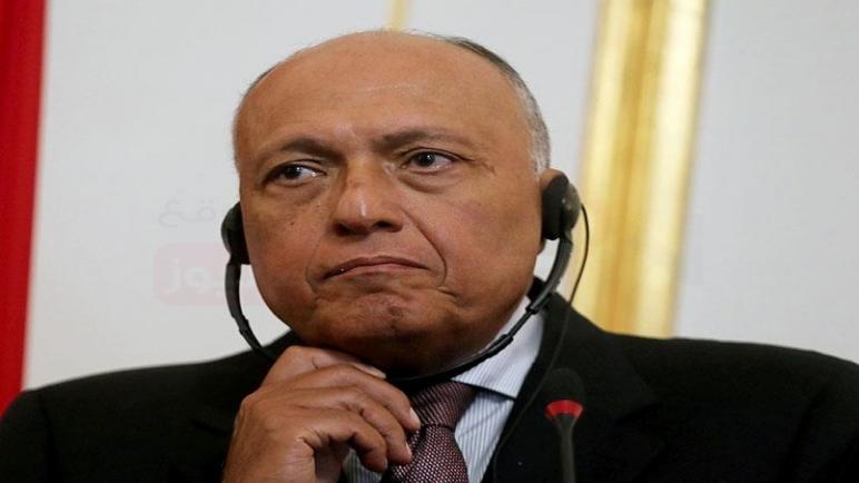 شكري يبلغ جوتيريش هاتفيا رفض مصر للإجراءات الأحادية بشأن ملء سد النهضة