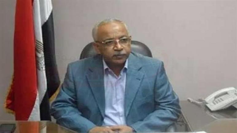 نائب رئيس عمال مصر: الرئيس السيسي يسعى بكل جهد لتحقيق الأمن القومي من الغذاء