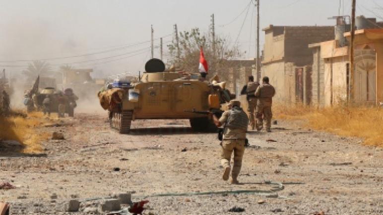 الأمن العراقى يحبط هجوما بصواريخ الكاتيوشا على قاعدة عسكرية بصلاح الدين