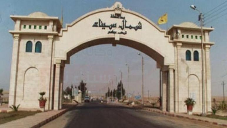 شمال سيناء ترفع درجة الاستعداد بسبب ارتفاع درجات الحرارة