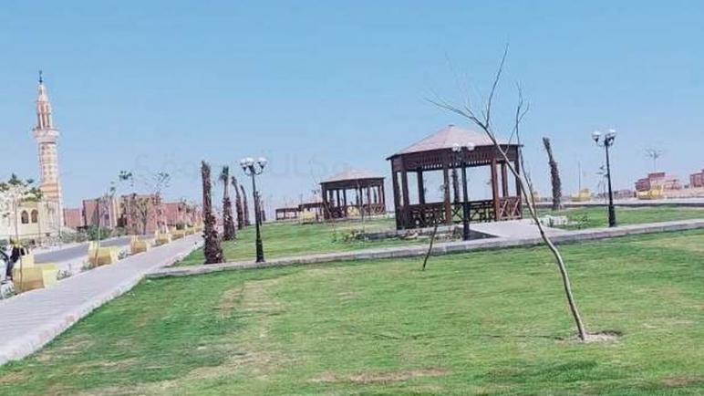حدائق جنوب سيناء خالية من المواطنين في أول أيام عيد الفطر بسبب كورونا