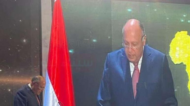 شكري: 4 ملايين دولار مساهمة من مصر بصندوق مكافحة كورونا في أفريقيا