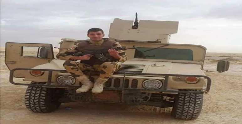 البطل محمد السباعي .. المقاتل الذي حارب التكفيريين بيد واحدة