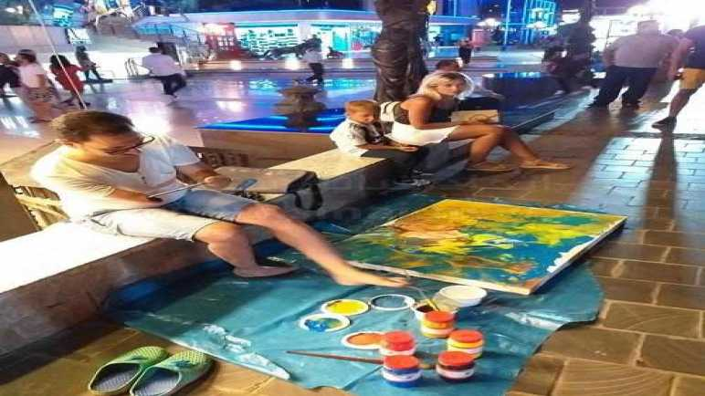 صور  100 فنان من 40 دولة يشاركون في منتدى شباب العالم بشرم الشيخ