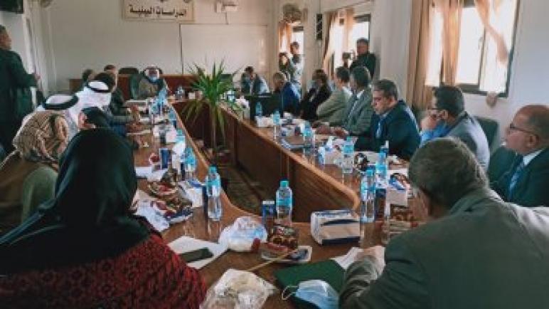 مجلس جامعة العريش يقرر إنشاء وحدات ذات طابع خاص وتدريب الأئمة والواعظات