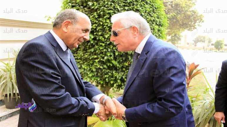 رئيس مجلس الدولة لـ فودة: سيناء سجل التاريخ وقبلة السائحين في العالمين