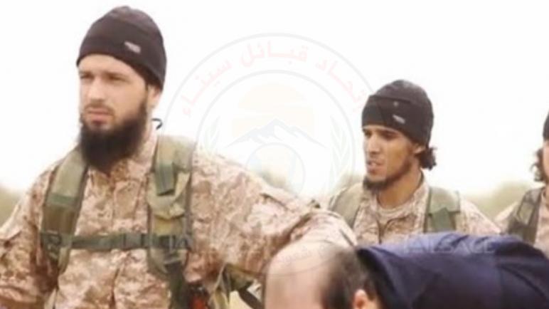 """تنظيم داعش في سوريا تعدم """"مصري"""" قيادي بجبهة النصرة"""