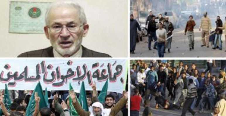 """""""يانحكمكم يا نقتلكم"""".. جبروت الإخوان الذى تحطم على يد السيسى والشعب"""
