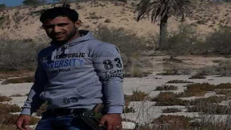 """الشهيد """" يوسف حماد البطين """" احد شهداء سيناء في الحرب علي الإرهاب بسيناء"""