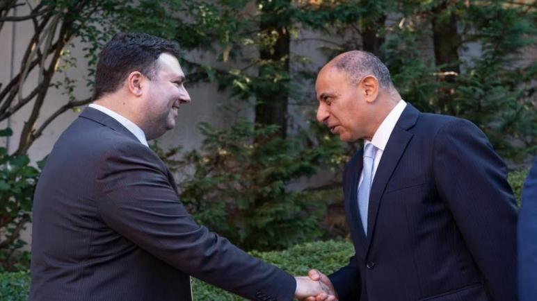 سفارة مصر في بلغاريا تحتفل بالعيد الوطني