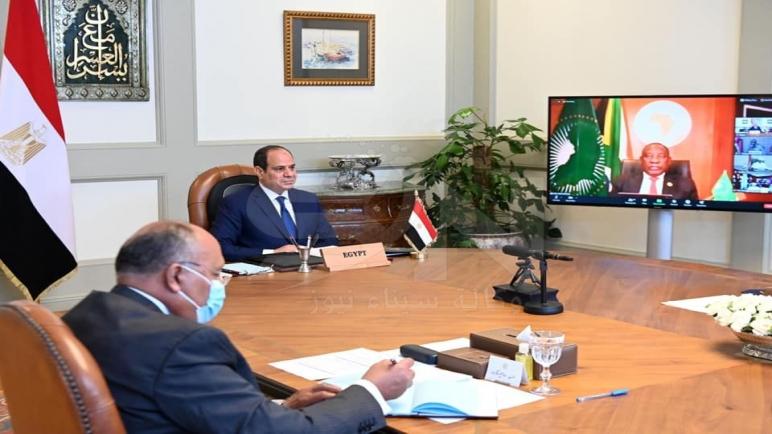 مصر والسودان: إثيوبيا وافقت على عدم بدء ملء سد النهضة دون اتفاق
