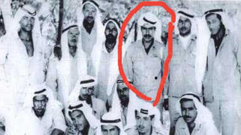 المجاهد محمد عيد مهاوش من ابناء سيناء