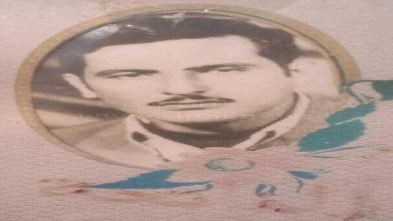 المجاهد سالمان سلامه مطير العقيلي رحمه الله عليه من ابناء سيناء