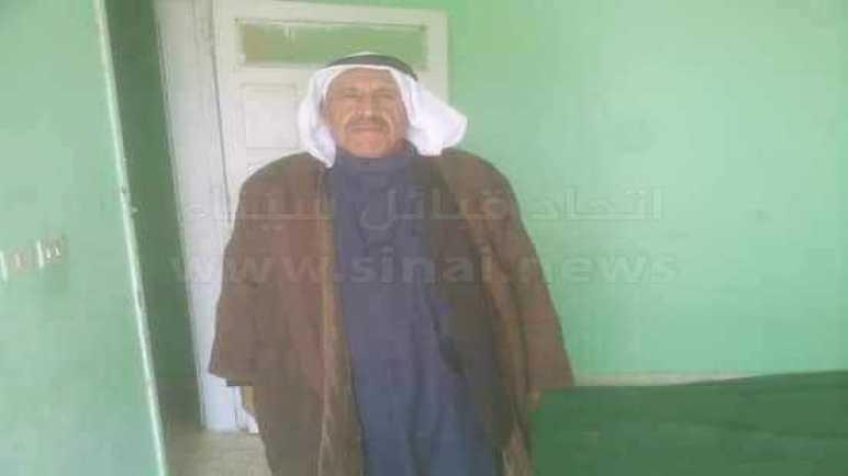 المجاهد احمد فرحان عيد مليح من ابناء سيناء