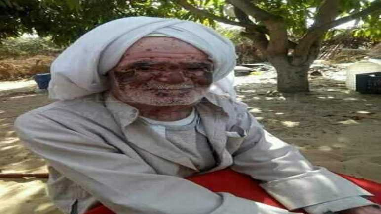المجاهد مسعود سعودي مسعود من ابناء سيناء