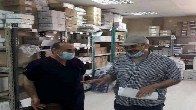 رئيس مدينة الشيخ زويد بسيناء يُشدد علي رفع حالة الطوارئ استعدادًا لاستقبال الجرحى الفلسطينيين