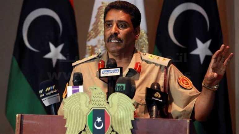الجيش الليبي: القضاء العسكري بدء محاكمة هشام عشماوي