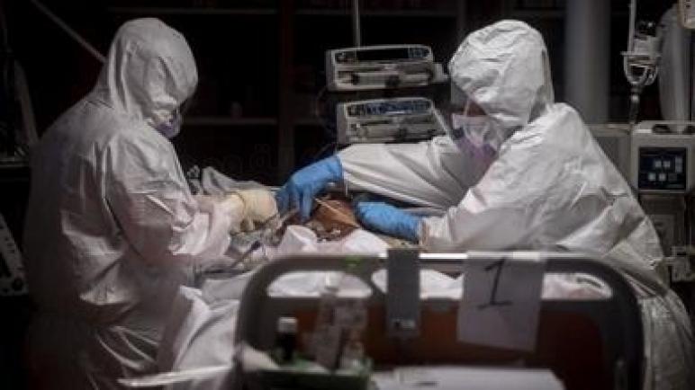 روسيا تسجل 25 ألفا و142 إصابة جديدة و663 حالة وفاة بفيروس كورونا