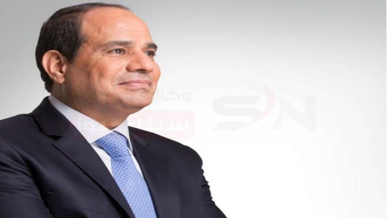 الرئيس السيسى يتبادل التهنئة بحلول رمضان مع الرئيس العراقى وملك البحرين