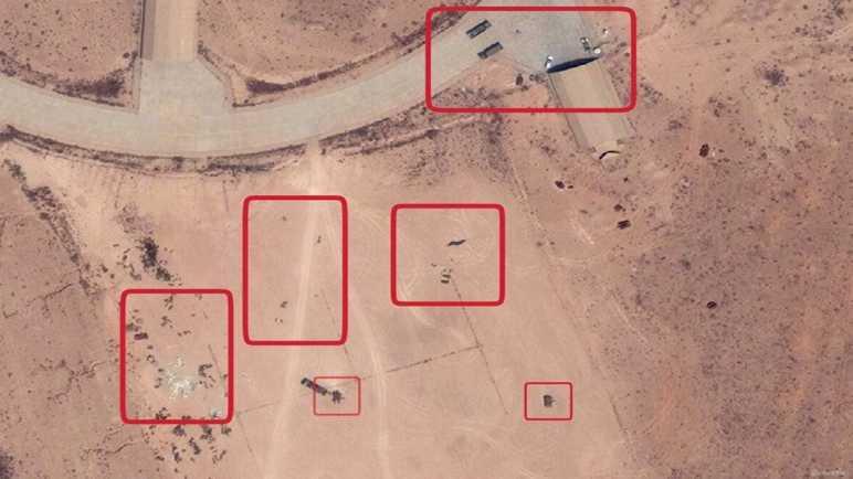 """ليبيا.. أنباء عن تدمير منظومات تركية للدفاع الجوي بقاعدة """"الوطية"""""""