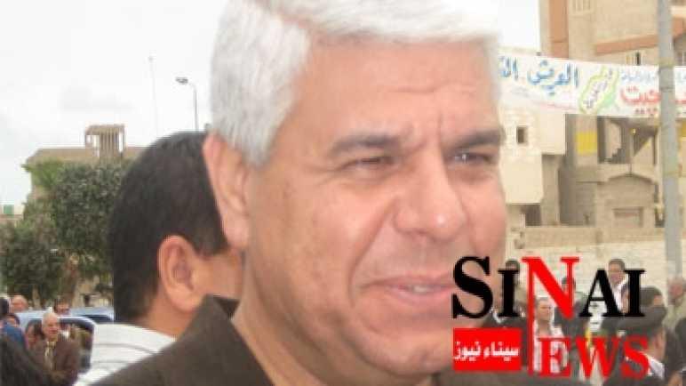 """مديرية أمن شمال سيناء توزع جوائز مسابقة """" فى حب مصر"""""""